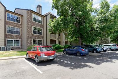 Englewood Condo/Townhouse Under Contract: 9130 East Arbor Circle #B