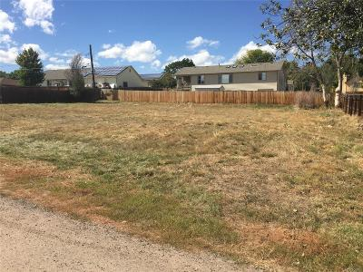 Littleton Residential Lots & Land Under Contract: 7733 South Carr Court