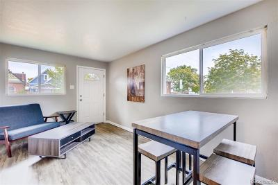 Cole, Cole And Whittier, Cole/Whittier, Whittier Condo/Townhouse Active: 2953 North Gilpin Street