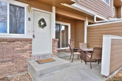 Boulder County Condo/Townhouse Active: 1601 Great Western Drive #A8