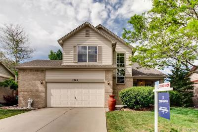 Thornton Single Family Home Active: 2365 Lake Avenue