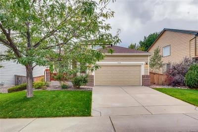 Highlands Ranch Single Family Home Under Contract: 9722 Burberry Way
