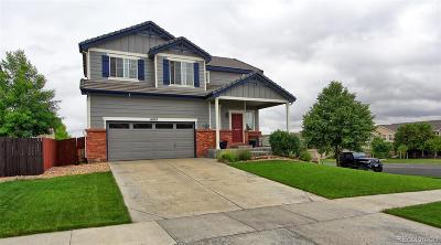 Commerce City Single Family Home Active: 16093 East 96th Way