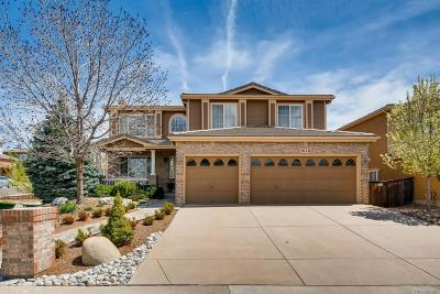 Highlands Ranch CO Single Family Home Active: $589,950