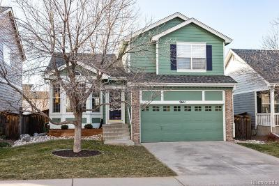 Highlands Ranch Single Family Home Under Contract: 9651 Sun Meadow St