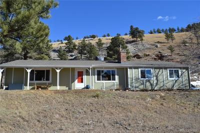 Boulder Single Family Home Under Contract: 5384 Olde Stage Road