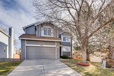 Arapahoe County Single Family Home Active: 5078 South Elkhart Court