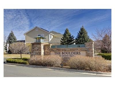 Broomfield CO Condo/Townhouse Sold: $360,000