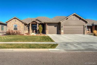 Loveland Single Family Home Active: 3565 Angora Drive