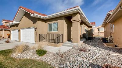Colorado Springs Single Family Home Active: 13832 Paradise Villas Grove