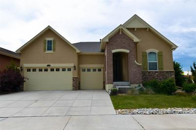 Castle Rock Single Family Home Active: 3964 Whitewing Lane