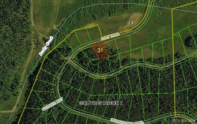 Oak Creek, Phippsburg, Yampa, Toponas Residential Lots & Land Active: Colt Trail
