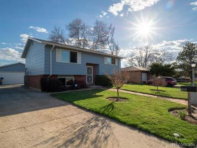 Longmont Single Family Home Active: 837 East 4th Avenue