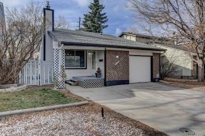 Northglenn Single Family Home Under Contract: 11761 Lincoln Street