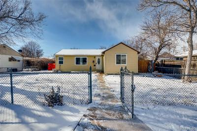 Mar Lee Single Family Home Under Contract: 1275 South Wolff Street