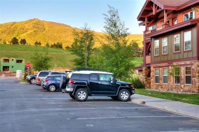 Steamboat Springs CO Condo/Townhouse Under Contract: $250,000