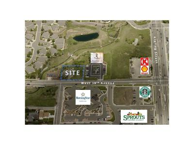 Wheat Ridge CO Residential Lots & Land Active: $549,000