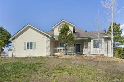 Elbert County Single Family Home Active: 2067 Savage Road
