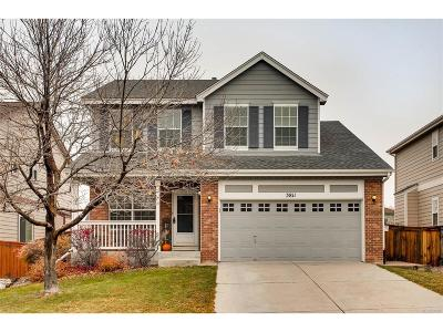 Highlands Ranch Single Family Home Under Contract: 3811 Garnet Way