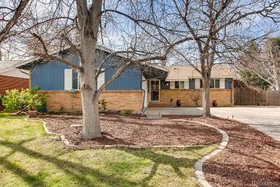 Denver Single Family Home Active: 7056 East Louisiana Avenue