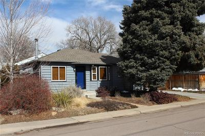 Englewood Single Family Home Under Contract: 2890 South Logan Street