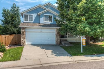 Highlands Ranch Single Family Home Under Contract: 8746 Aberdeen Circle