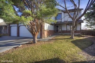 Adams County Single Family Home Under Contract: 13463 Marion Drive