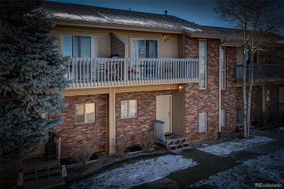 Castle Rock CO Condo/Townhouse Active: $274,500