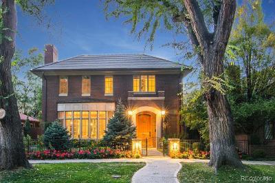 Denver Single Family Home Active: 425 Monroe Street