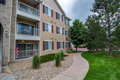 Denver Condo/Townhouse Active: 4451 South Ammons Street #5-101