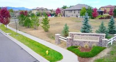 Jefferson County Residential Lots & Land Active: 7262 Ellis Street