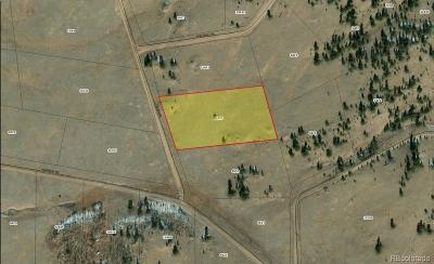 Hartsel CO Residential Lots & Land Under Contract: $12,000