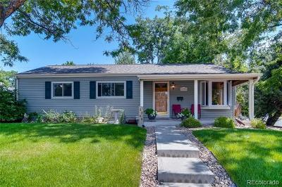 University Hills Single Family Home Active: 3298 South Holly Street