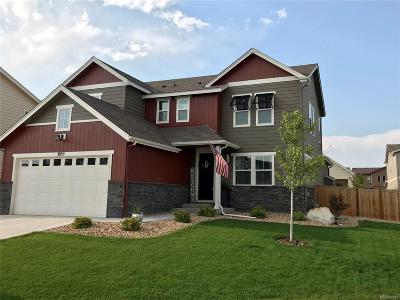 Castle Rock Single Family Home Active: 3835 Ghost Dance Drive