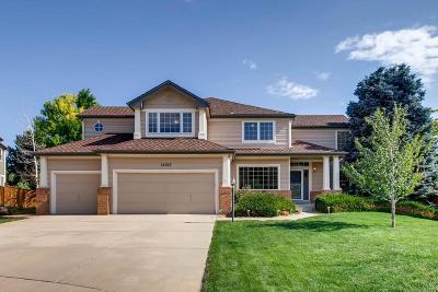 Parker Single Family Home Under Contract: 16337 Bordeaux Court