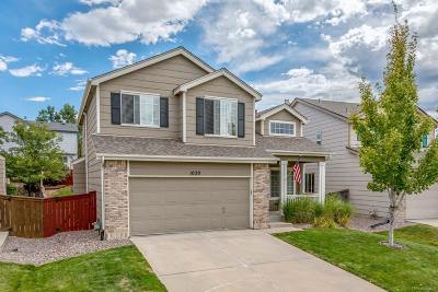 Highlands Ranch Single Family Home Active: 1020 Timbervale Trail