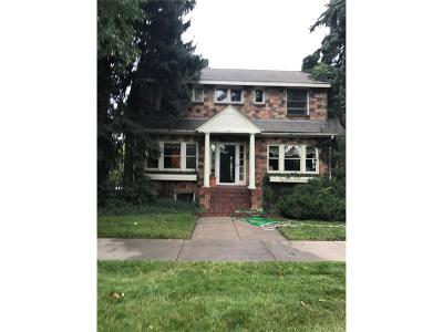 Denver Single Family Home Active: 4110 East 17th Avenue Parkway