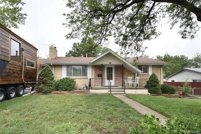 Jefferson County Single Family Home Active: 6615 Depew Street