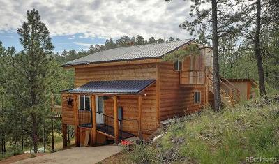 Westcliffe Single Family Home Active: 2144 County Road 260