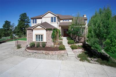 Parker Single Family Home Active: 5421 Sage Thrasher Road