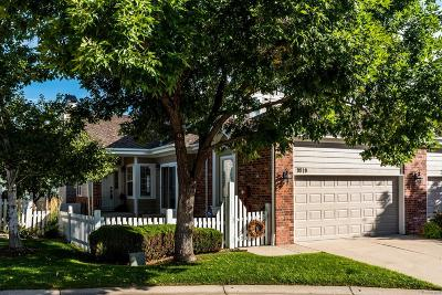 Lone Tree Condo/Townhouse Under Contract: 9810 Carmel Court