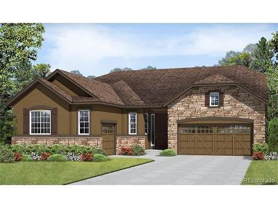 Castle Rock Single Family Home Active: 5718 Golden Field Lane