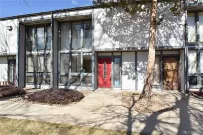 Thornton Condo/Townhouse Active: 10370 Tumbleweed Drive #36