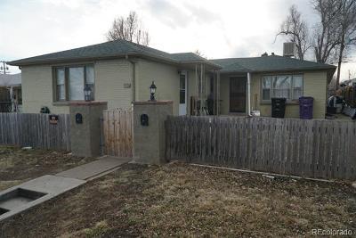 Denver Condo/Townhouse Active: 245 South Canosa Court