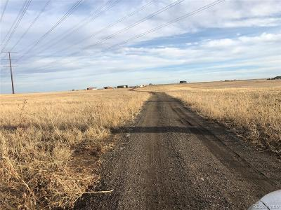 Arapahoe County Residential Lots & Land Active: 5293 South Juliet Court