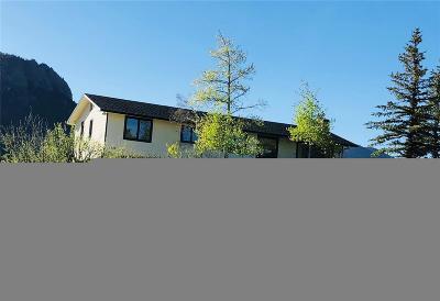 Estes Park Single Family Home Under Contract: 2306 Pine Meadow Drive