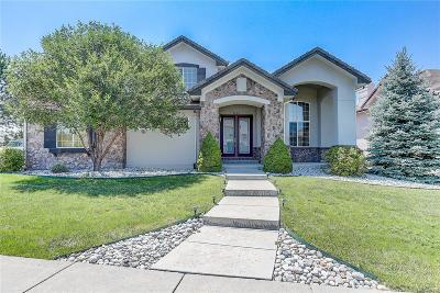 Aurora Single Family Home Active: 7495 South Coolidge Way