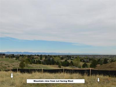 Centennial Residential Lots & Land Under Contract: 19352 East Davies Place