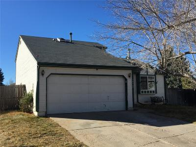 Centennial Single Family Home Under Contract: 19723 East Wagontrail Drive