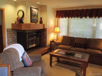 Steamboat Springs Condo/Townhouse Under Contract: 2800 Village Drive #1203
